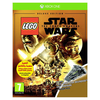 Microsoft Xbox One Lego Starwars Force Awakens Arabic