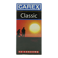 Carex Classic 12 Condoms