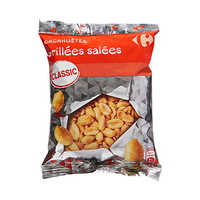 Carrefour Cacahuetes Grillees Salees 500GR