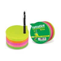 Fantastick Stick Notes Fluor 5color Speech