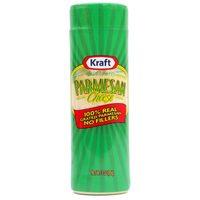 Kraft Grated Parmesan Cheese 85g