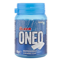 Ulker Oneo Chewing Gum Peppermint 60g