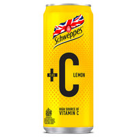 Schweppes Lemon +C 330ml