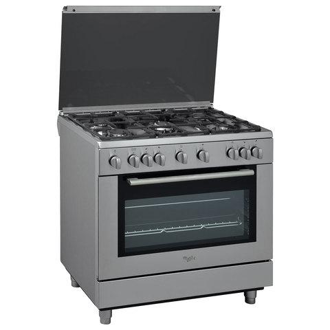 Whirlpool-90X60-Cm-Gas-Cooker-ACM9417IX