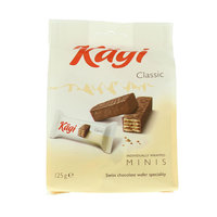 Kagi Classic Swiss Chocolate Wafer Speciality 125g