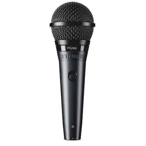 Shure-Microphone-PGA-58-XLR