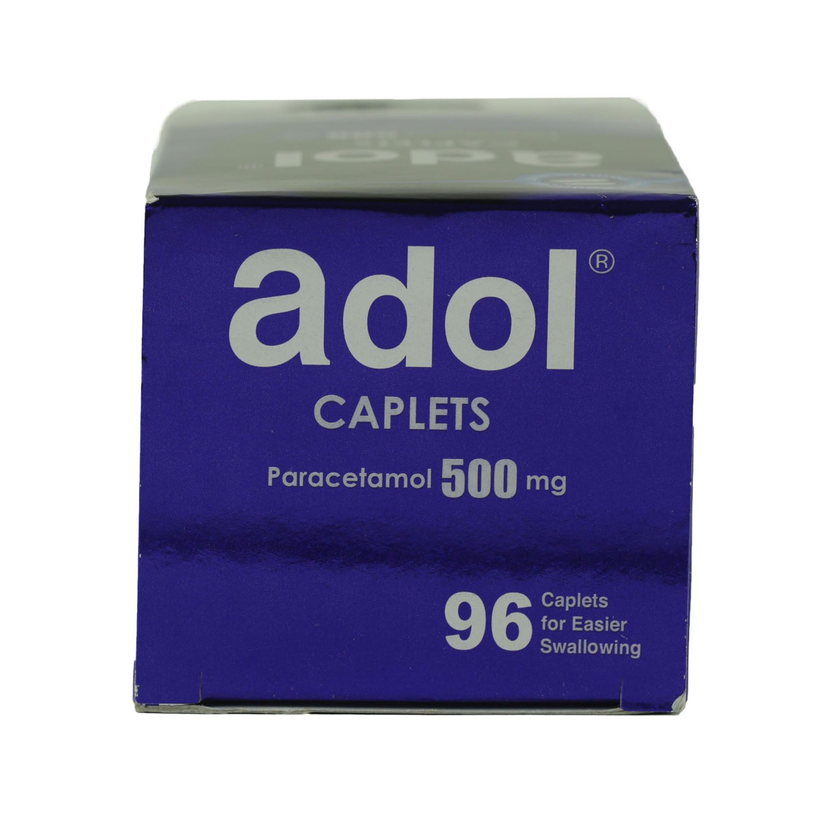 ADOL CAPLETS 500MG-96'S