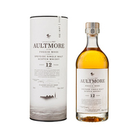Aultmore 12 Years Single Malt Whisky 70CL