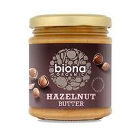 Biona Hazelnut Organic 170GR