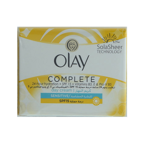 Olay-Complete-Sensitive-Day-Cream-SPF-15-50ml