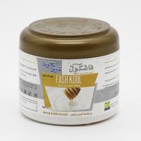 Krem Kap Fashkool Hot Oil Hair Mask Honey & Milk 500 ml