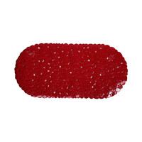 Bathlux Shower Mat 69X35 Cm Red No.2