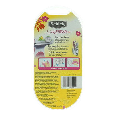 Schick-Silk-Effects+-Razor