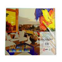 Sinarline Color Draw Book 20 Sheet