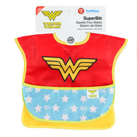 Bumkins SuperBibs with Cape  Wonder Woman
