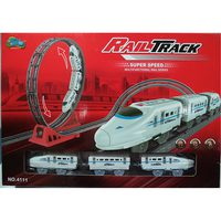 Rail Truck Super Speed N 4111