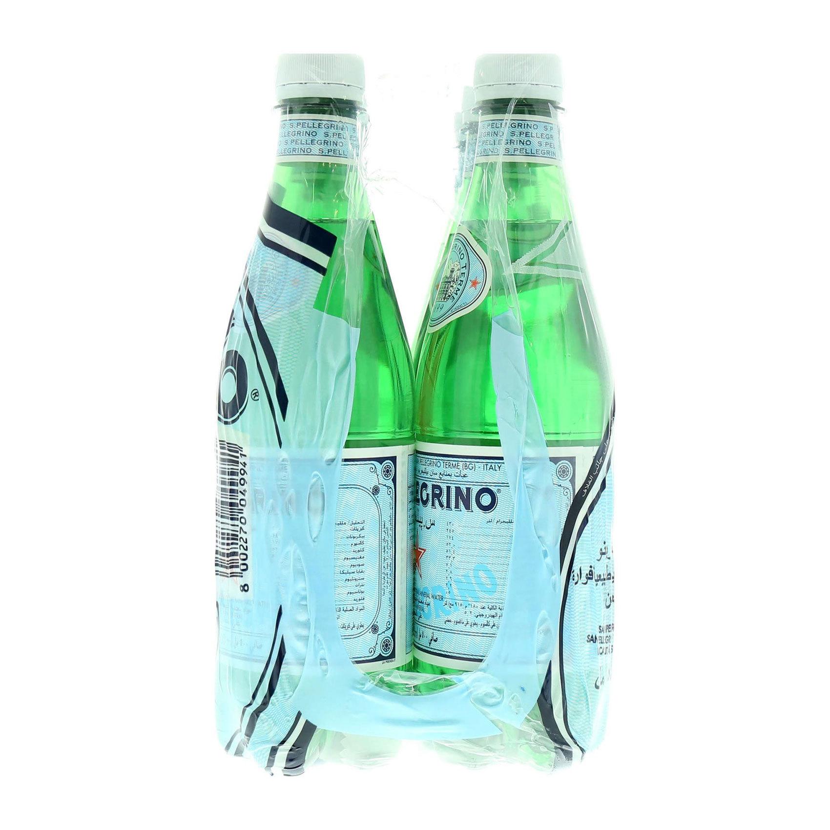 SAN PELLEGRINO SPARK/WATER 0.5LX6