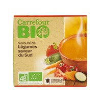 Carrefour Bio Organic Vegetable Soup 600ml