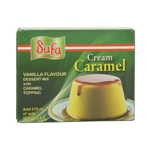 Safa-Crème-Caramel-Vanilla-Flavour-70g