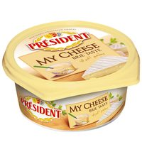 President My Cheese Cream Brie Taste 125 g