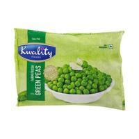 Kwality Foods Frozen Green Peas 400g
